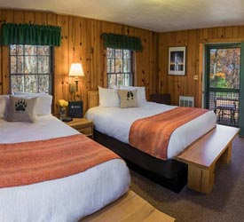 Traditional Room - Big Meadows Lodge