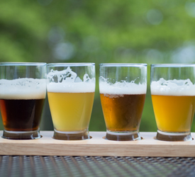 Craft Beer Tasting - Shenandoah National Park