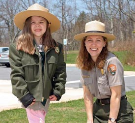 Junior Ranger - Shenandoah National Park