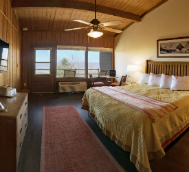 Premium Room at Skyland in Shenandoah National Park