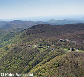 Skyland Resort - Shenandoah National Park