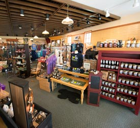 Skyland Gift Shop in Shenandoah National Park