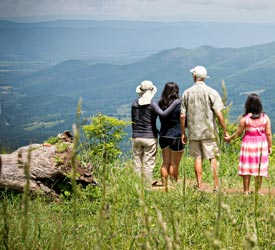 Visitors - Shenandoah National Park