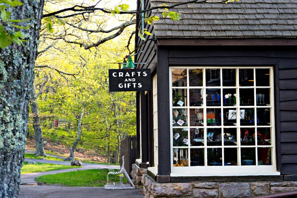 Craft Shop at Big Meadows Lodge in Shenandoah National Park