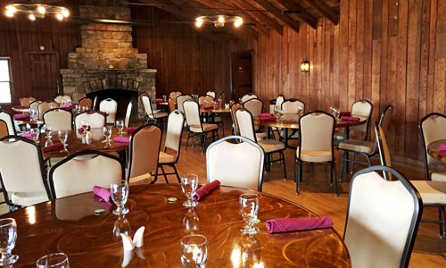 Skyland Conference Hall Wedding - Shenandoah National Park