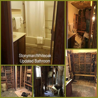 Stonyman/Whitoak Skyland Renovations - Shenandoah National Park