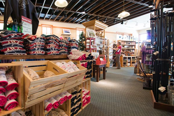 Gift Shop at Skyland in Shenandoah National Park