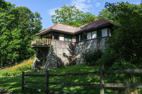 Massanutten Lodge at Skyland in Shenandoah National Park